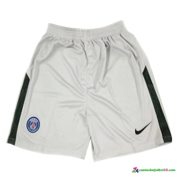Pantalones Portero Paris Saint Germain 2017 2018 Gris