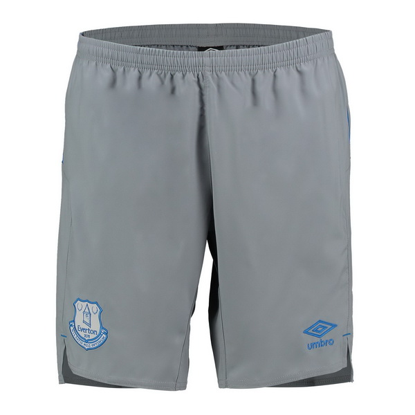 Pantalones 2ª Kit Everton 2017 2018 Gris