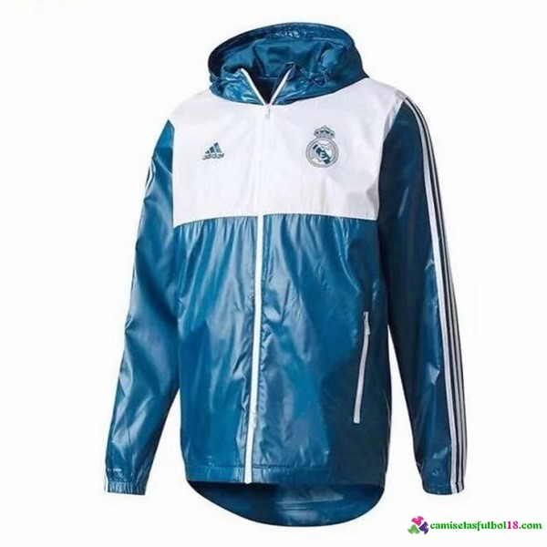 Rompevientos Real Madrid 2017 2018 Azul