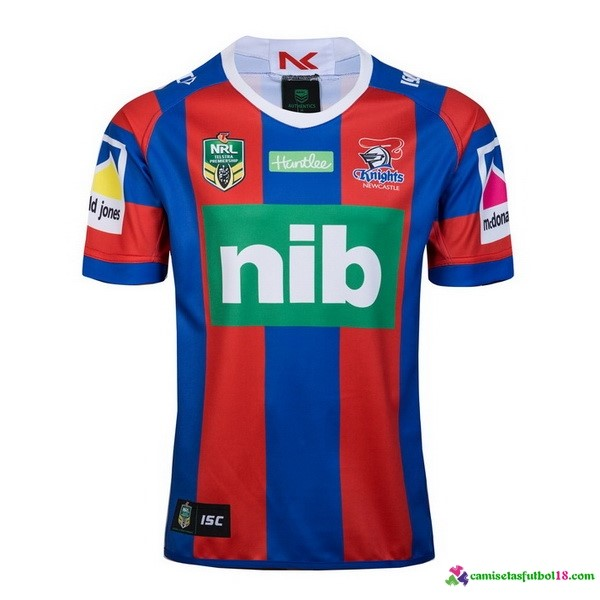Camiseta Rugby 1ª Newcastle Knights 2018 Rojo