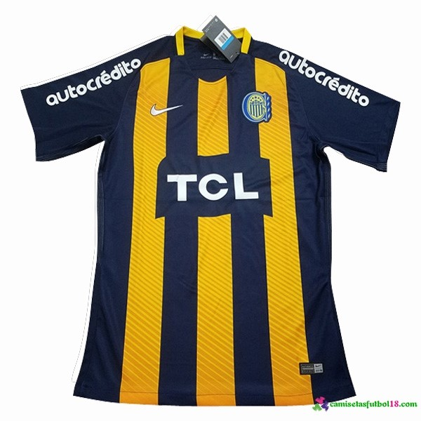 Camiseta 1ª Kit CA Rosario Central 2018 2019 Azul