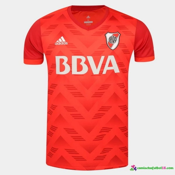Camiseta 2ª Kit River Plate 2017 2018 Rojo