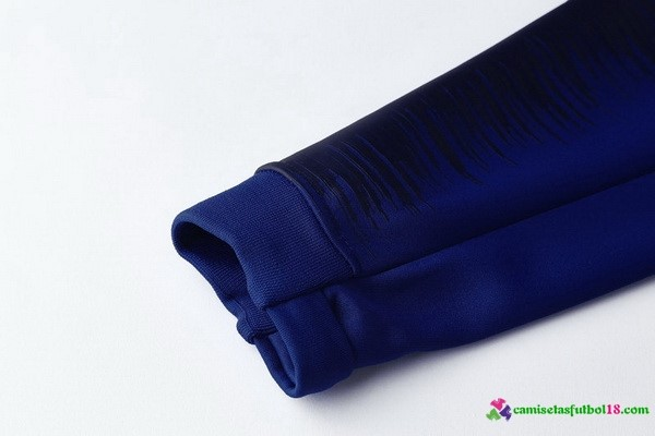 7c40fc915b463 Comprar Chándal Entrenamiento Francia 2018 Azul Marino Azul Online