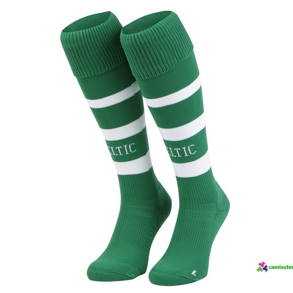 Calcetines 1ª Kit Celtic 2018 2019 Verde