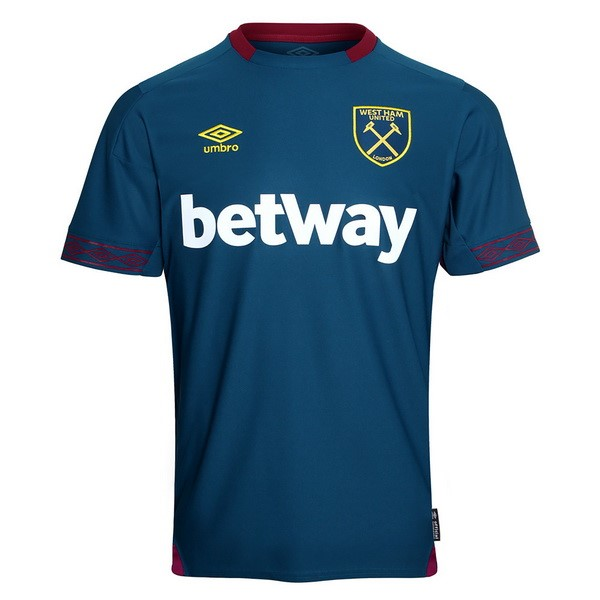 Camiseta 2ª Kit West Ham 2018/19 Azul