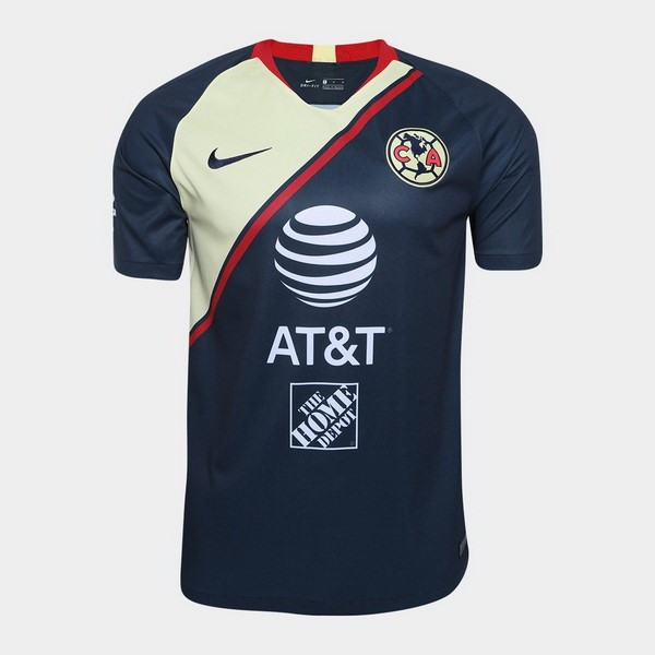 Camiseta 2ª Kit Club América 2018/19 Azul