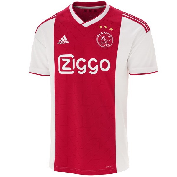 Camiseta 1ª Kit Ajax 2018/19 Rojo