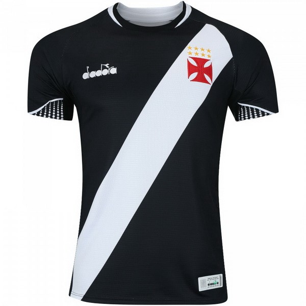 Camiseta 1ª Kit Vasco da Gama 2018/19 Negro