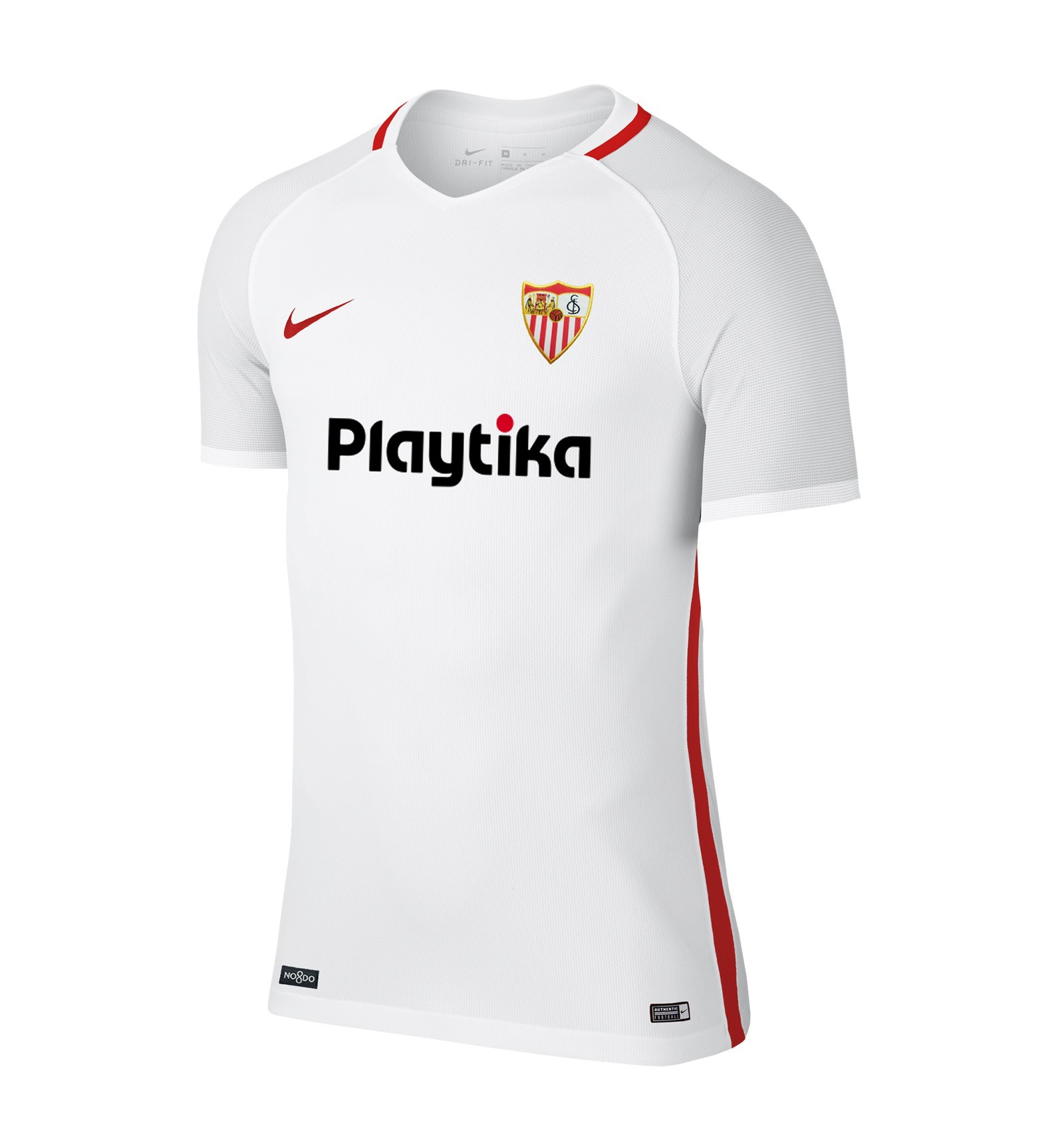 Camiseta 1ª Kit Sevilla 2018/19 Blanco