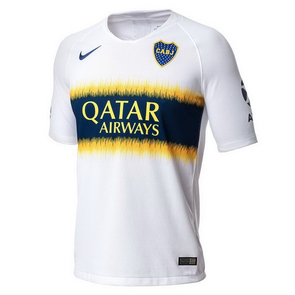 Camiseta 2ª Kit Boca Juniors 2018/19 Blanco