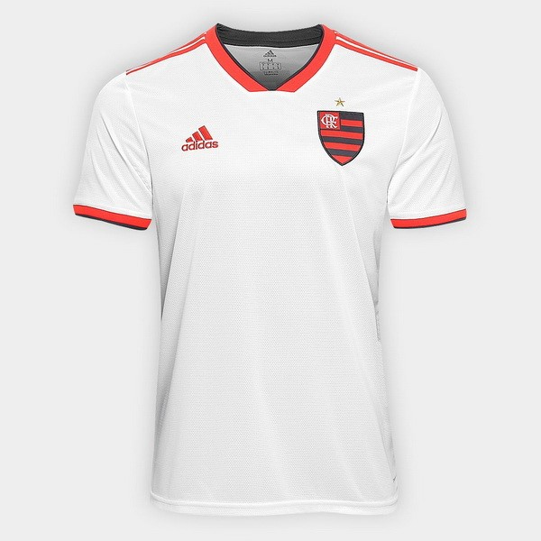 Camiseta 2ª Kit Flamengo 2018/19 Blanco
