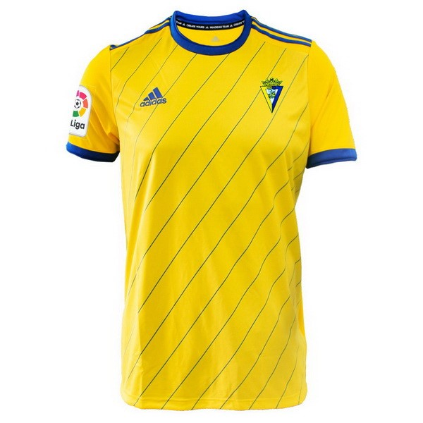 Camiseta 1ª Kit Cádiz 2018 2019 Amarillo