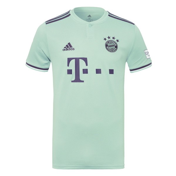 Camiseta 2ª Kit Bayern Munich 2018 2019 Verde
