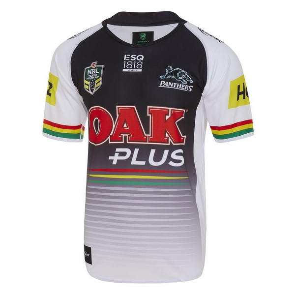 Camiseta 2ª Kit Penrith Panthers 2018 Blanco