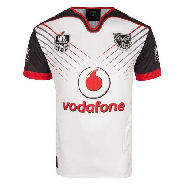 Camiseta 2ª Kit Warriors 2018 Blanco