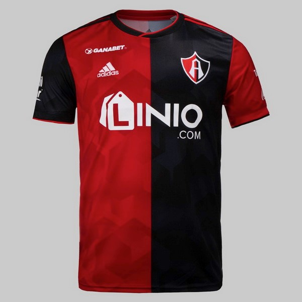 Camiseta 1ª Kit Atlas FC 2018 2019 Rojo