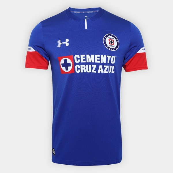 Camiseta 1ª Kit Cruz Azul 2018 2019 Azul