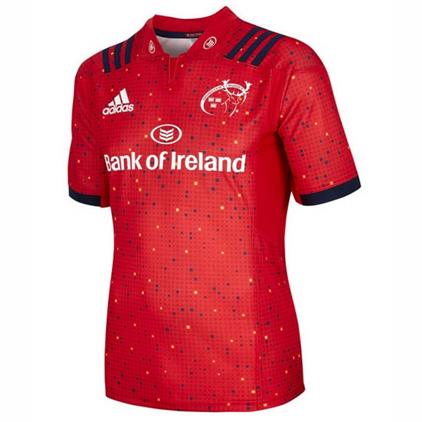 Camiseta 1ª Kit Munster 2018 2019 Rojo