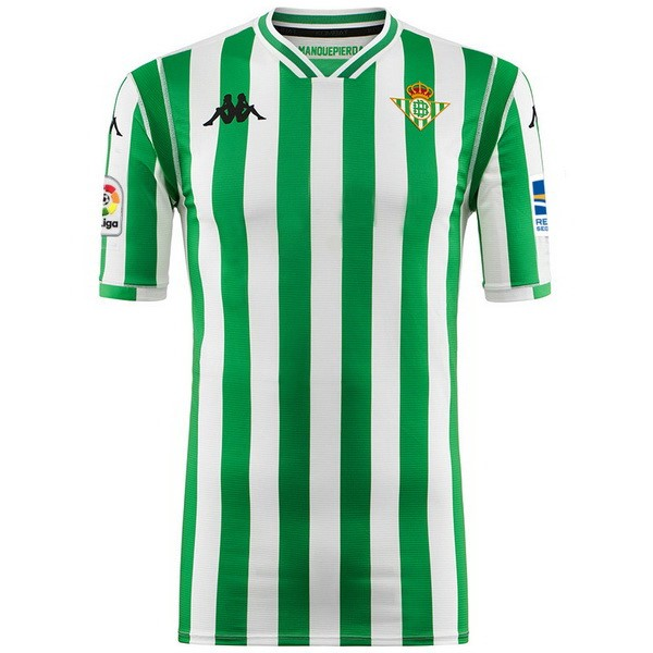 Camiseta 1ª Kit Real Betis 2018 2019 Verde