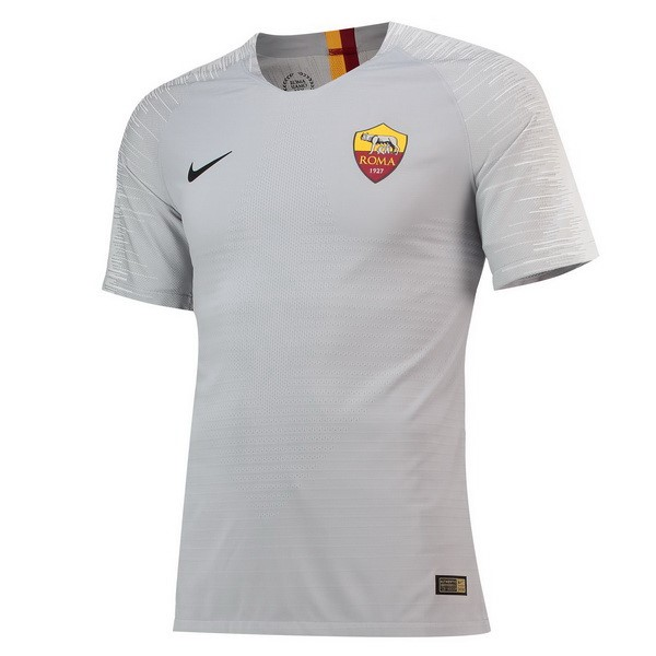 Camiseta 2ª Kit AS Roma 2018 2019 Gris