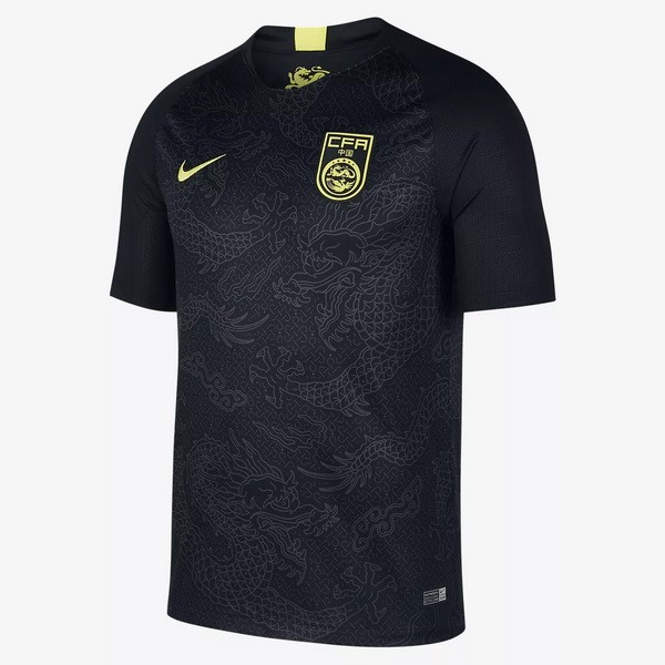 Camiseta 2ª Kit China 2018 Negro