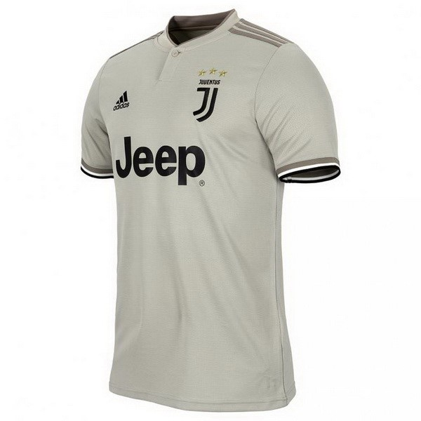 Camiseta 2ª Kit Juventus 2018 2019 Marron