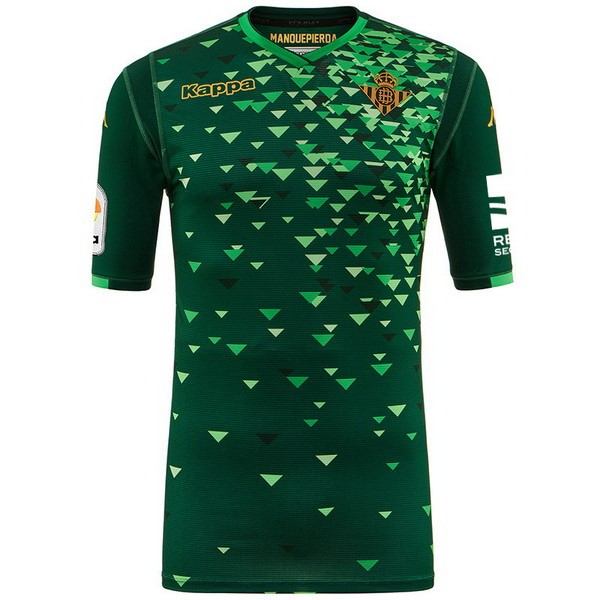 Camiseta 2ª Kit Real Betis 2018 2019 Verde