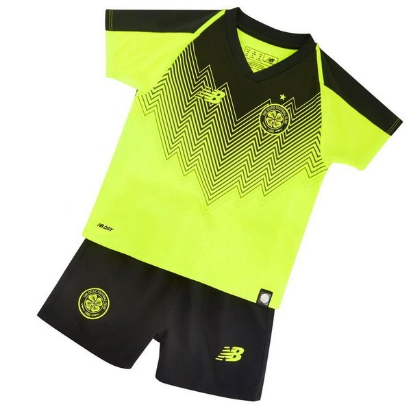 Camiseta 3ª Kit Celtic Niños 2018 2019 Verde