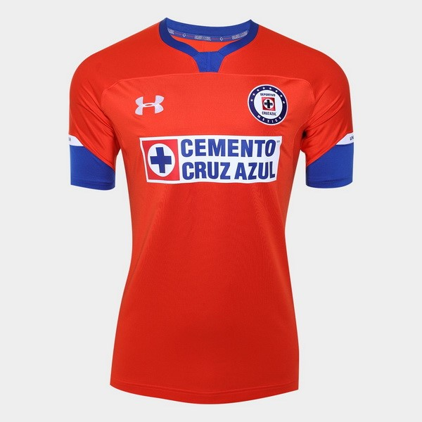 Camiseta 3ª Kit Cruz Azul 2018 2019 Rojo