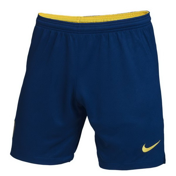 Pantalones 1ª Kit Boca Juniors 2018 2019 Azul