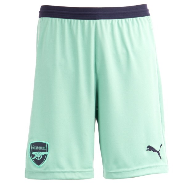 Pantalones 3ª Kit Arsenal 2018 2019 Verde