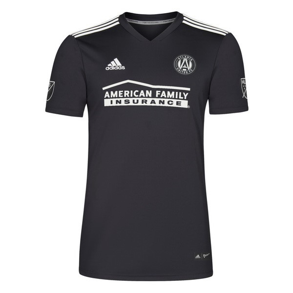 Camiseta Atlanta United 3ª Kit 2018 2019 Negro