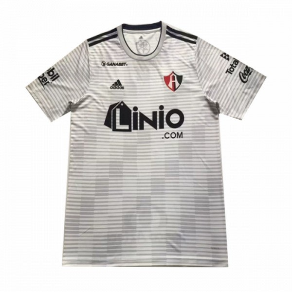 Camiseta Atlas FC 2ª Kit 2018 2019 Blanco