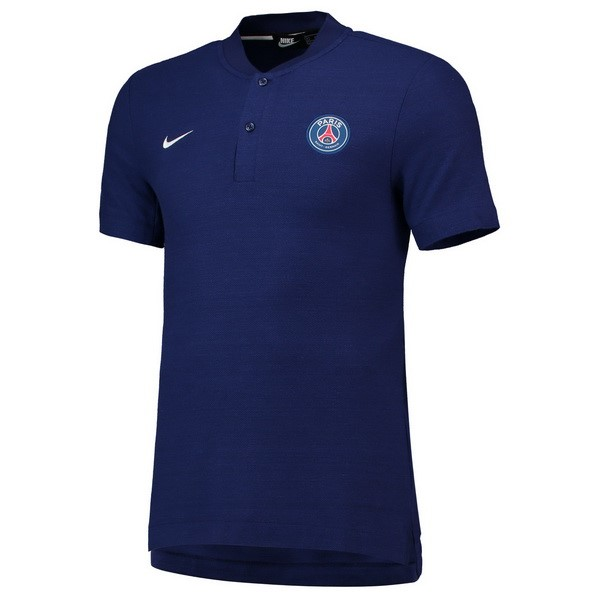Polo Paris Saint Germain 2018 2019 Azul