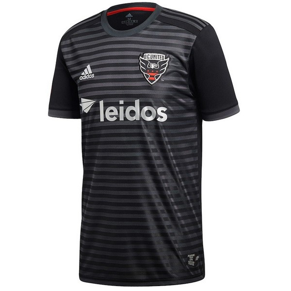 Camiseta D.C. United 1ª Kit 2018 2019 Negro