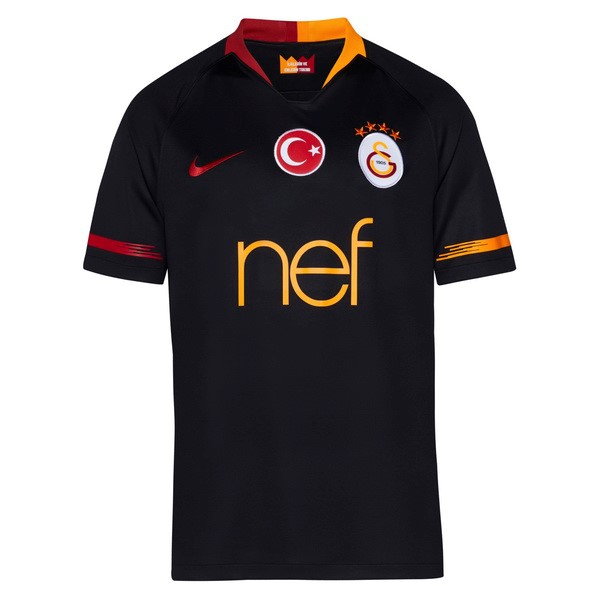 Camiseta Galatasaray SK 2ª Kit 2018 2019 Negro