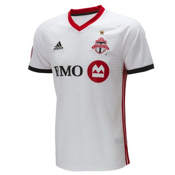 Camiseta Toronto 2ª Kit 2018 2019 Blanco