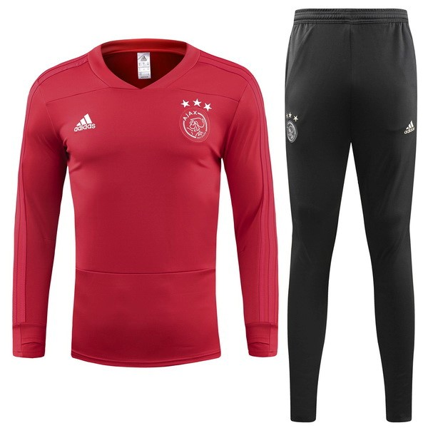 Chandal Ajax 2018 2019 Rojo