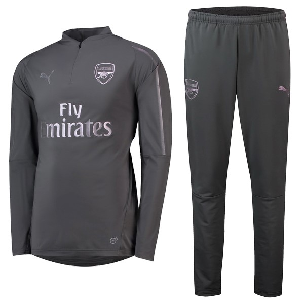 Chandal Arsenal 2018 2019 Gris