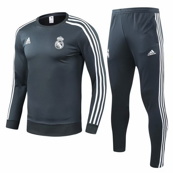 Chandal Real Madrid 2018 2019 Verde Gris