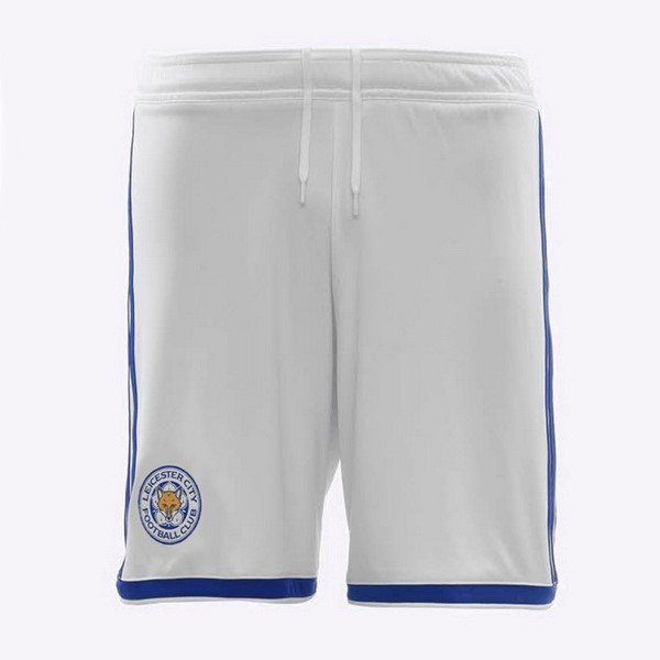 Pantalones Leicester City 3ª Kit 2018 2019 Blanco