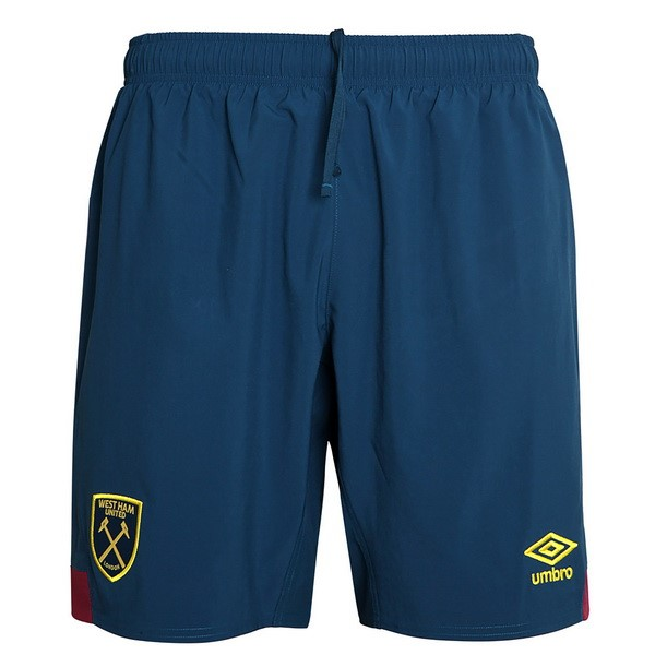 Pantalones West Ham United 2ª Kit 2018 2019 Azul