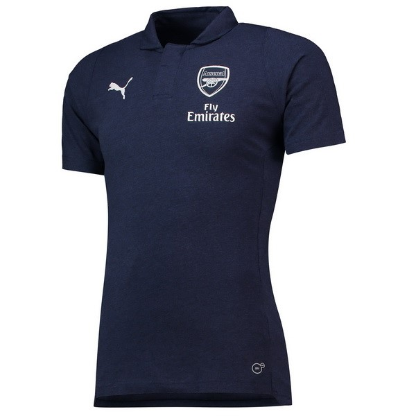 Polo Arsenal 2018 2019 Azul