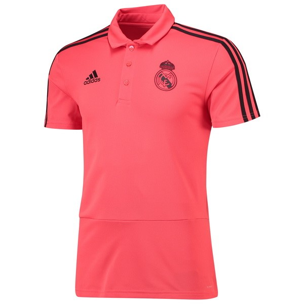 Polo Real Madrid 2018 2019 Rosa