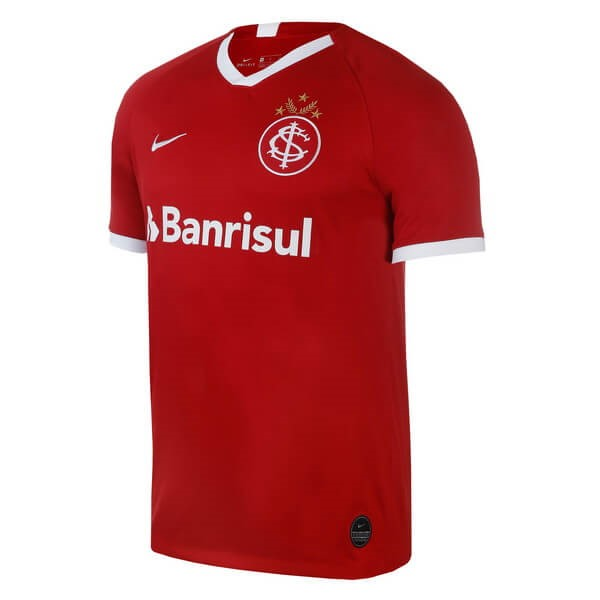 Camiseta Internacional 1ª Kit 2019 2020 Rojo