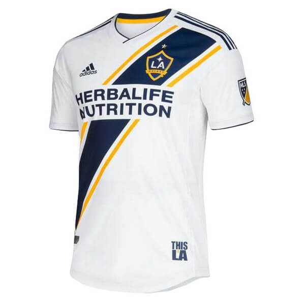 Camiseta LA Galaxy 1ª Kit 2019 2020 Blanco