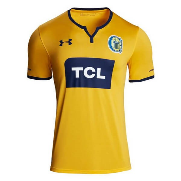 Camiseta Rosario Central 2ª Kit 2019 2020 Amarillo