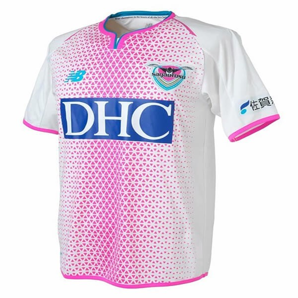Camiseta Sagan Tosu 2ª Kit 2019 2020 Rosa