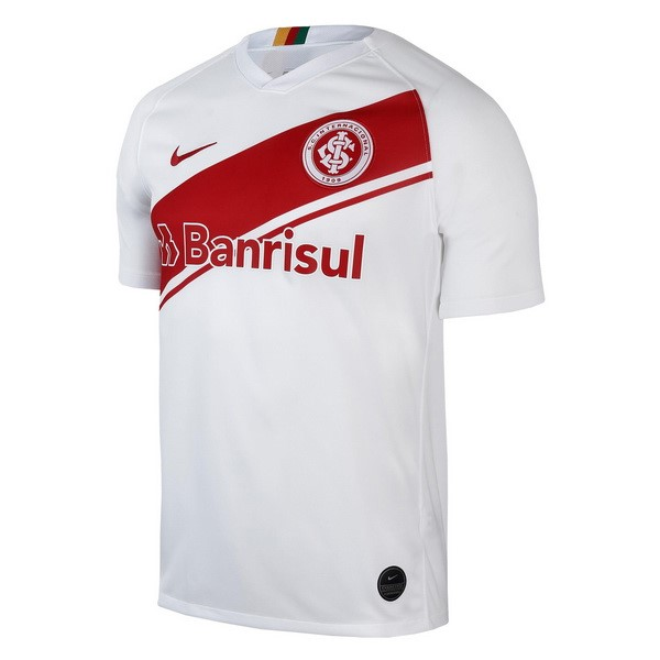 Camiseta Internacional 2ª Kit 2019 2020 Blanco