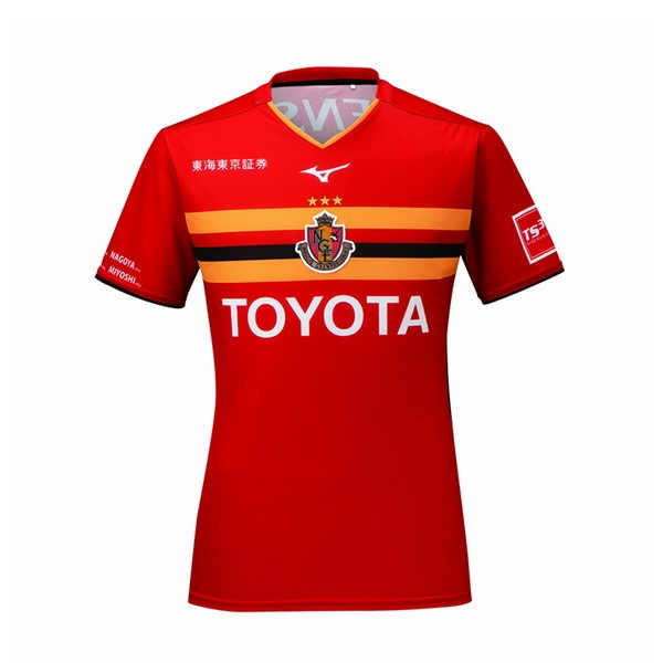Camiseta Nagoya Grampus 1ª Kit 2019 2020 Rojo